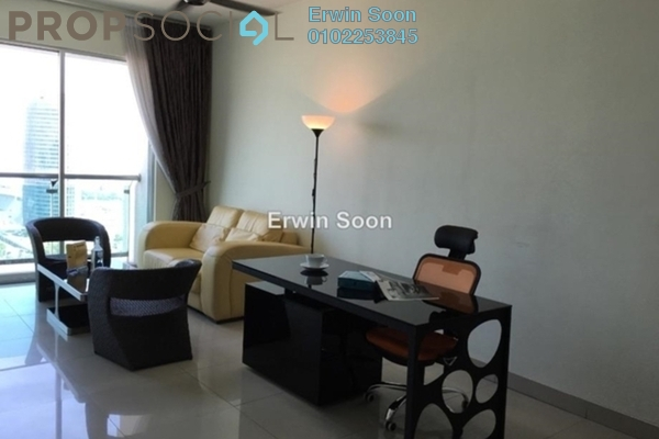 Condominium For Rent in Solaris Dutamas, Dutamas Freehold Fully Furnished 2R/2B 4k