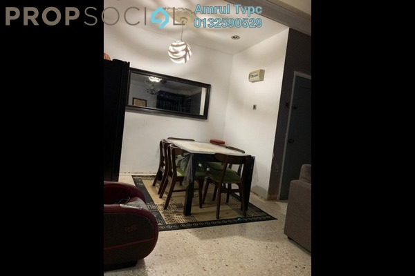 Apartment For Sale in Sri Kayangan Apartment, Ukay Freehold Unfurnished 3R/2B 315k
