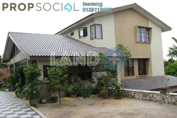 Bungalow For Sale in Section 11, Petaling Jaya Freehold Unfurnished 0R/0B 2.43m