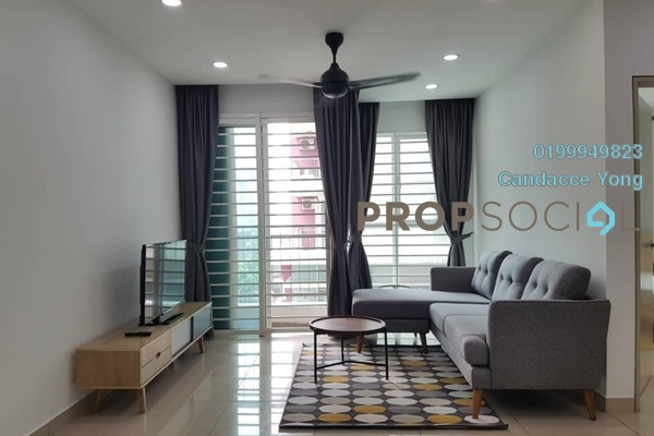 Serviced Residence For Rent in Pacific Place, Ara Damansara Freehold fully_furnished 3R/3B 2.6k