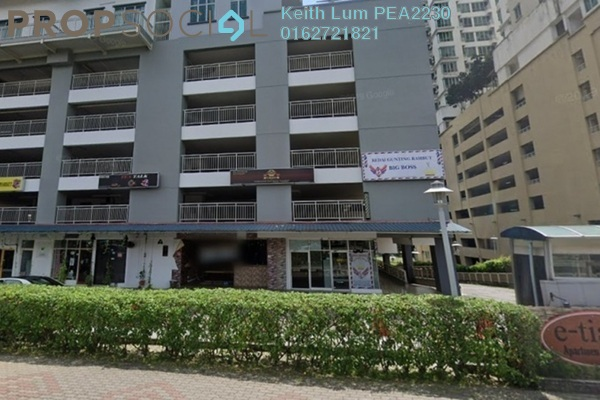Apartment For Rent in e-Tiara, Subang Jaya Freehold Fully Furnished 2R/2B 1.8k