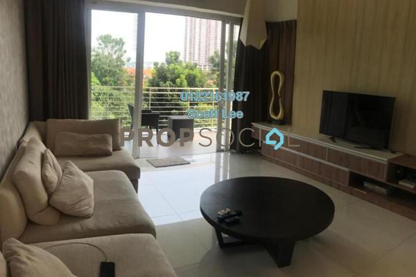 Condominium For Sale in The Northshore Gardens, Desa ParkCity Freehold fully_furnished 3R/4B 1.73m