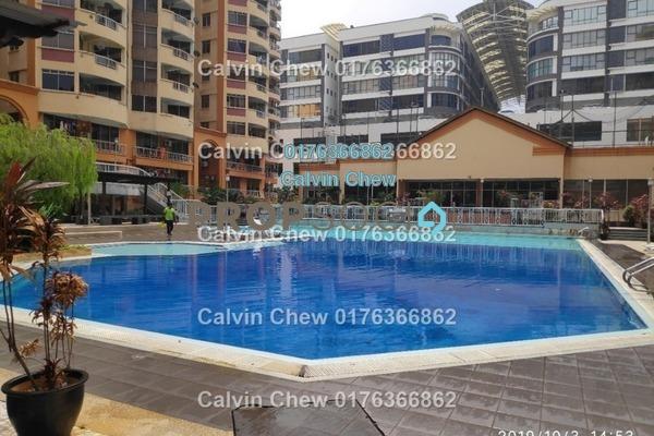 Condominium For Sale in Desa Gembira, Kuchai Lama Freehold Unfurnished 3R/2B 282k