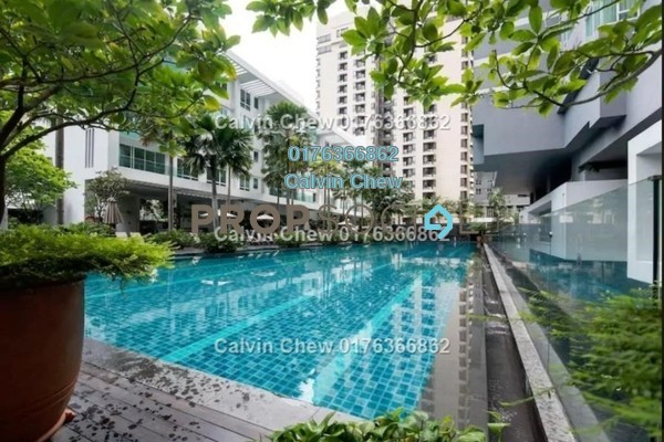 Condominium For Sale in Verticas Residensi, Bukit Ceylon Freehold Unfurnished 0R/0B 1.57m