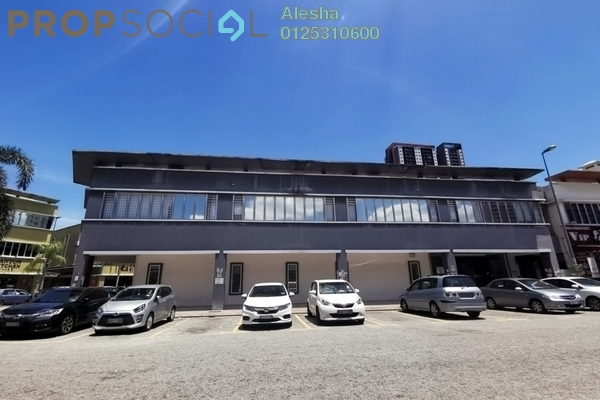 Office For Sale in Rampai Business Park, Setapak Freehold Unfurnished 0R/0B 4.65m