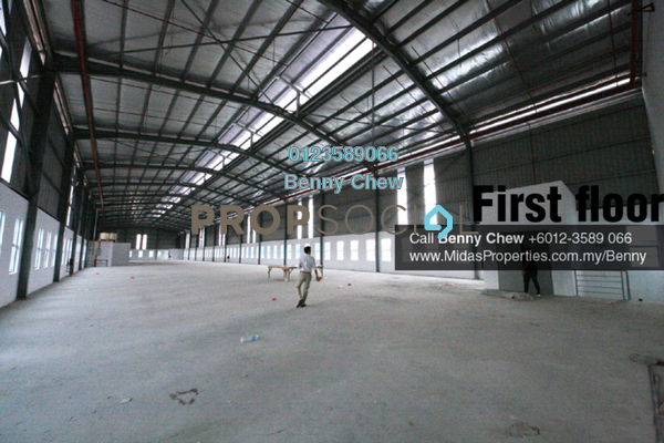 Factory For Rent in Taman Perindustrian OUG, Old Klang Road Freehold Unfurnished 0R/0B 98k