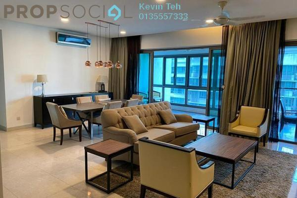 For Rent Condominium at Seni, Mont Kiara Freehold Fully Furnished 4R/6B 10.5k