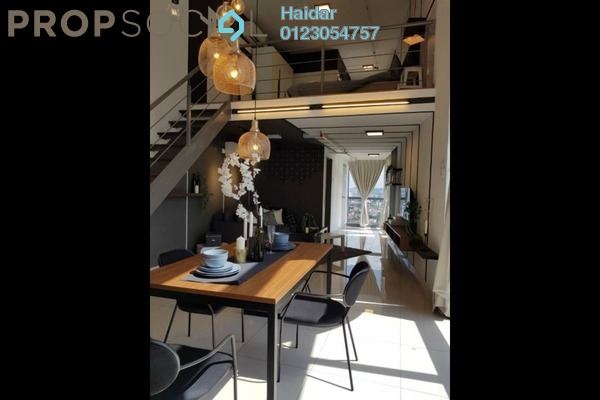 Condominium For Rent in Pinnacle, Petaling Jaya Freehold Fully Furnished 1R/2B 2.3k