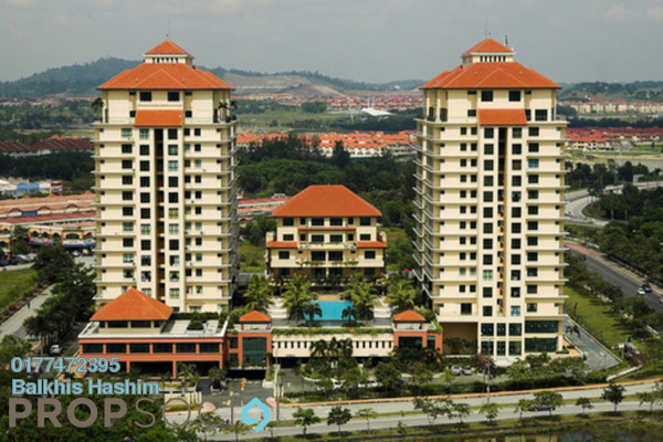 Duplex For Sale in Sri Acappella, Shah Alam Freehold Fully Furnished 5R/4B 1.8m