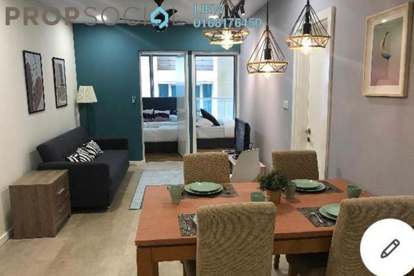 Condominium For Rent in Bintang Fairlane Residences, Bukit Bintang Freehold Fully Furnished 2R/1B 2.5k