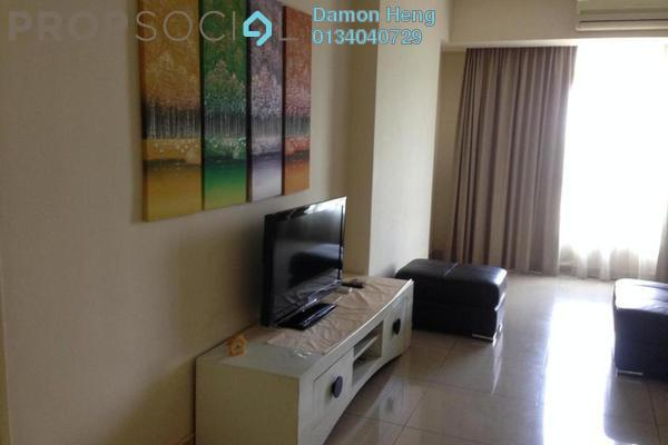 For Rent Condominium at 633 Residency, Brickfields Freehold Fully Furnished 2R/2B 3.2k