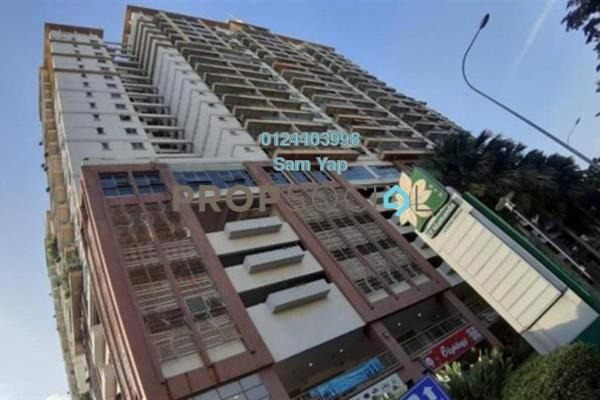 For Sale Shop at D'Alamanda, Cheras Freehold Semi Furnished 0R/0B 520k