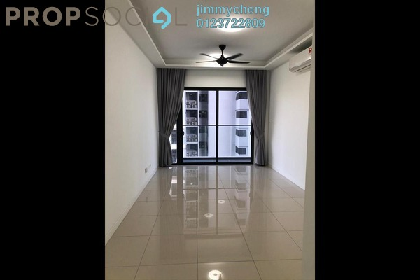 For Rent Condominium at SkyLuxe On The Park, Bukit Jalil Freehold Semi Furnished 3R/2B 2.2k