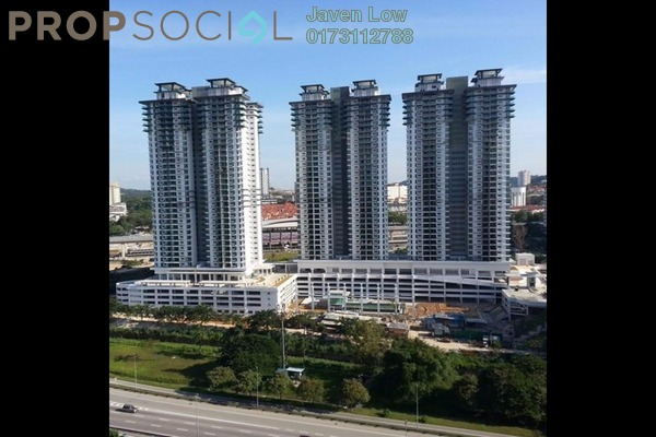 Condominium For Rent in Kiara Residence 2, Bukit Jalil Freehold Semi Furnished 4R/3B 1.6k