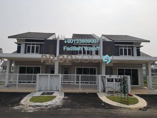 Link For Sale in Puteri Elaisha, Batu Arang Freehold Unfurnished 4R/3B 404k