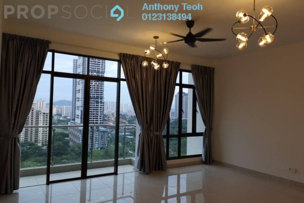 Condominium For Sale in The Park Sky Residence @ Bukit Jalil City, Bukit Jalil Freehold Semi Furnished 3R/4B 1.45m