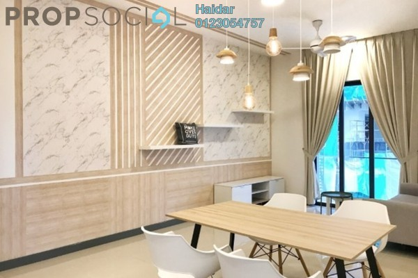 Condominium For Rent in South View, Bangsar South Freehold Fully Furnished 3R/2B 3.7k