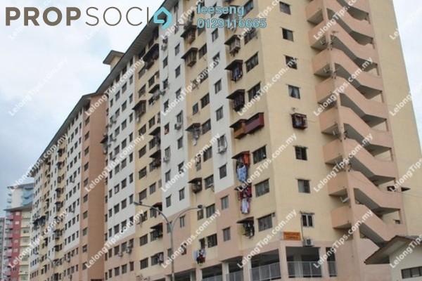 Apartment For Sale in Taman Belimbing, Seri Kembangan Freehold Unfurnished 0R/0B 102k