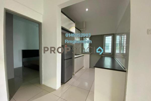 For Rent Condominium at Silk Residence, Bandar Tun Hussein Onn Freehold Fully Furnished 3R/2B 1.4k