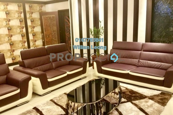 For Sale Terrace at USJ Heights, UEP Subang Jaya Freehold Fully Furnished 6R/5B 1.52m