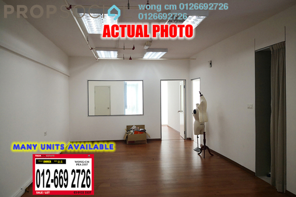 Office For Rent in Sunway Velocity, Cheras Freehold Unfurnished 0R/0B 3.2k
