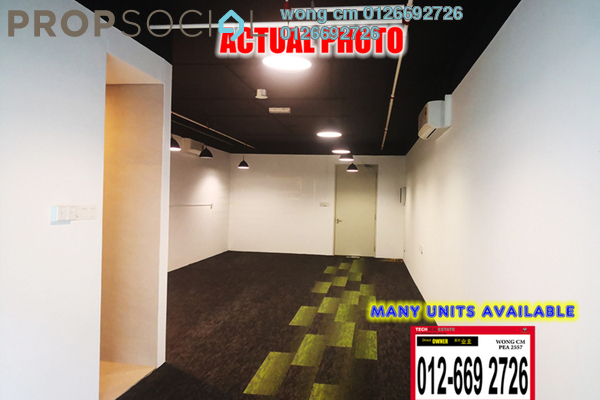 Office For Rent in Sunway Velocity, Cheras Freehold Semi Furnished 0R/0B 2.3k