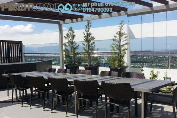 Condominium For Sale in Palma Laguna, Seberang Jaya Freehold Semi Furnished 4R/2B 350k