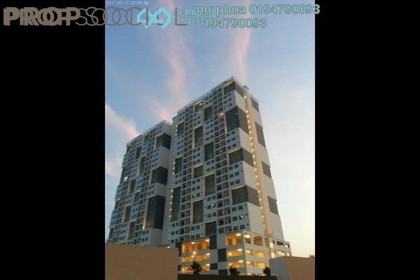 Condominium For Sale in Palma Laguna, Seberang Jaya Freehold Semi Furnished 4R/2B 340k
