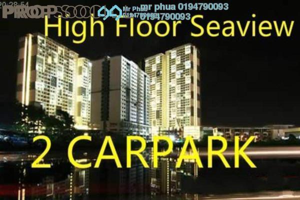 Condominium For Sale in Palma Laguna, Seberang Jaya Freehold Unfurnished 4R/2B 315k