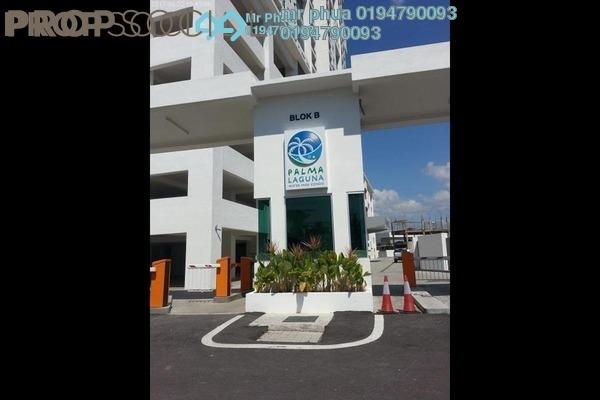 Condominium For Sale in Palma Laguna, Seberang Jaya Freehold Semi Furnished 4R/2B 310k