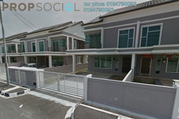 Semi-Detached For Rent in Bandar Putra Bertam, Penang Freehold Semi Furnished 4R/3B 1.1k