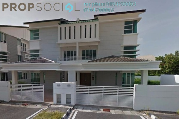 Semi-Detached For Rent in Minden Heights, Gelugor Freehold Unfurnished 6R/6B 3k