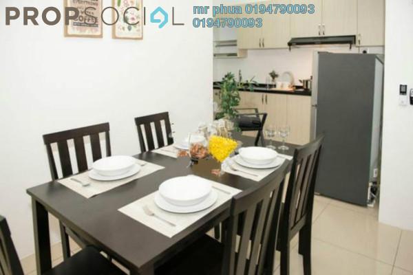 Condominium For Rent in Mahkota Impian, Bukit Minyak Freehold Fully Furnished 3R/2B 1.6k