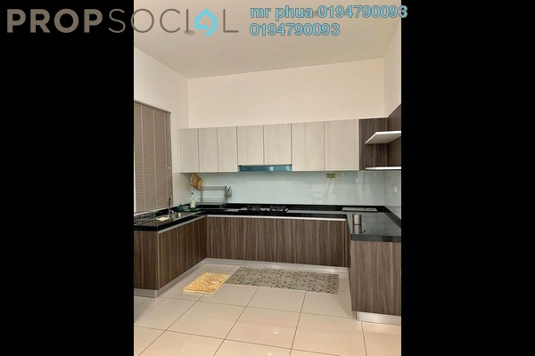 Condominium For Rent in Prominence, Bukit Mertajam Freehold Fully Furnished 3R/2B 1.9k