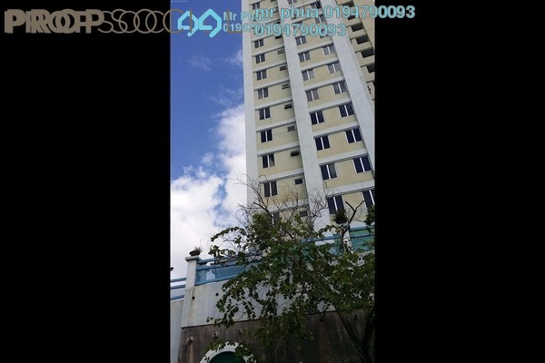 For Rent Condominium at N-Park, Batu Uban Freehold Fully Furnished 3R/2B 1.1k