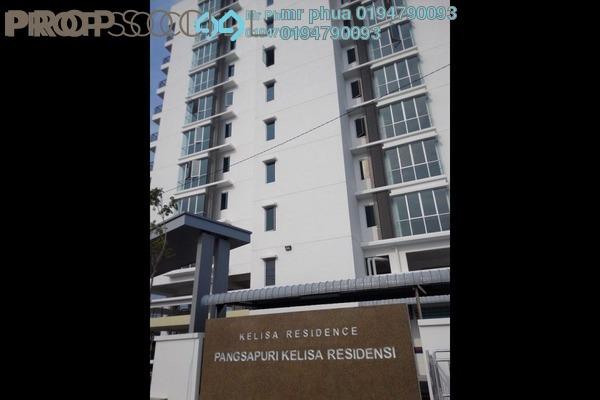 Condominium For Rent in Kelisa Residence, Seberang Jaya Freehold Unfurnished 4R/2B 950translationmissing:en.pricing.unit