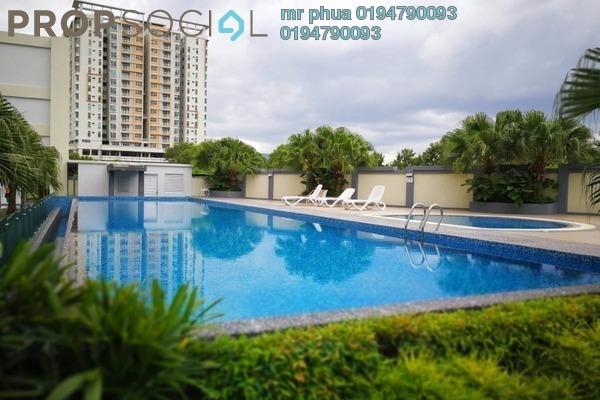 Condominium For Sale in Kelisa Residence, Seberang Jaya Freehold Unfurnished 4R/2B 425k