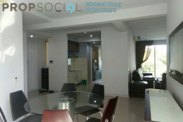 Condominium For Sale in Kiaramas Ayuria, Mont Kiara Freehold Fully Furnished 3R/4B 1.18m