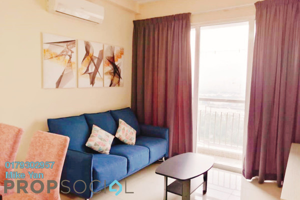 Condominium For Rent in TTDI Adina, Shah Alam Freehold Fully Furnished 1R/1B 1.48k
