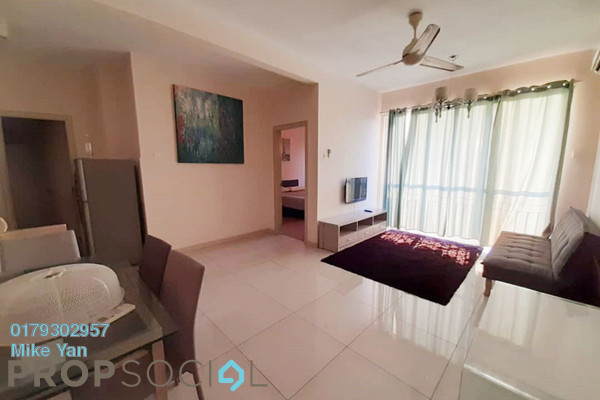 Condominium For Rent in TTDI Adina, Shah Alam Freehold Fully Furnished 1R/1B 1.4k