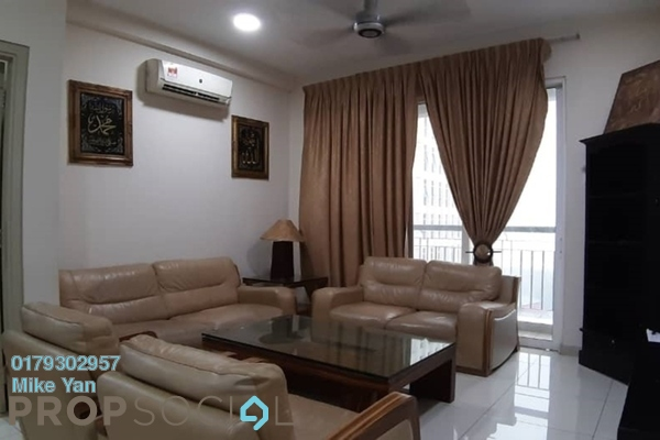 Condominium For Rent in TTDI Adina, Shah Alam Freehold Fully Furnished 3R/3B 2k
