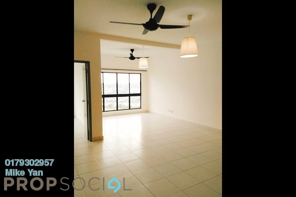 Condominium For Rent in Metia Residence, Shah Alam Freehold Semi Furnished 2R/2B 1.4k