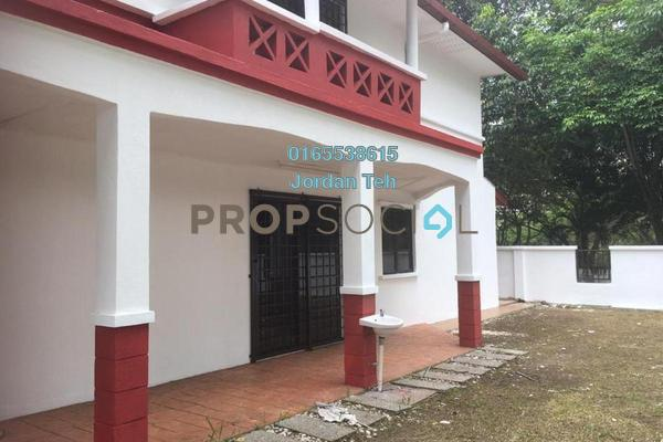 For Sale Terrace at Avenue 23, Sunway Damansara Leasehold Semi Furnished 4R/3B 1.68m