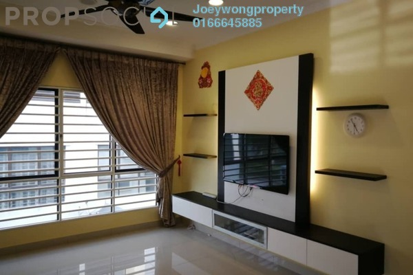 Townhouse For Rent in Odora Parkhomes, 16 Sierra Freehold Semi Furnished 3R/3B 1.4k