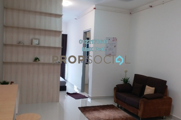 For Rent SoHo/Studio at Core SoHo Suites, Sepang Freehold Fully Furnished 3R/2B 1.3k
