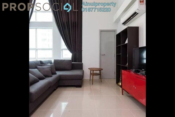 For Sale Land at Arte SW, Shah Alam Freehold Fully Furnished 3R/2B 499k