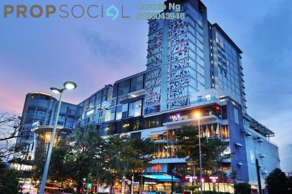 Condominium For Sale in Empire Subang, Subang Jaya Freehold semi_furnished 1R/1B 550k