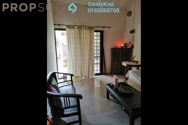 Terrace For Sale in SS4, Kelana Jaya Freehold Semi Furnished 2R/2B 740k