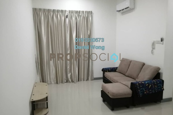 For Rent Condominium at South View, Bangsar South Freehold Semi Furnished 2R/2B 2.8k