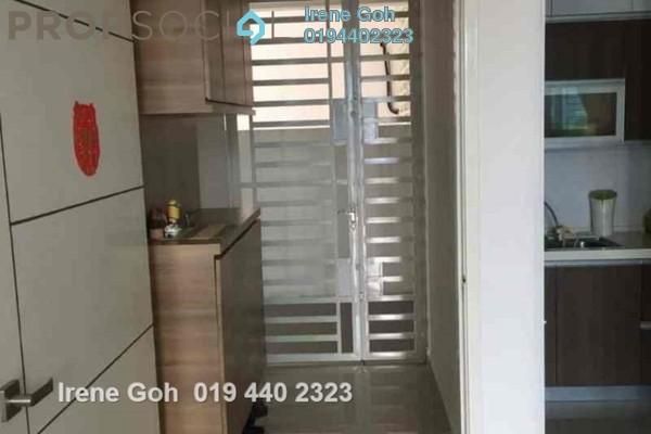 For Sale Condominium at Boulevard Condominium, Air Itam Freehold Semi Furnished 3R/2B 670k